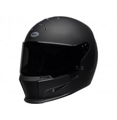 Casque Moto BELL ELIMINATOR SOLID Noir Mat 2020