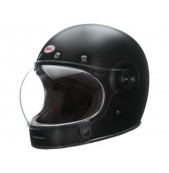 Casque Moto BELL BULLITT CARBON SOLID Noir Mat 2020