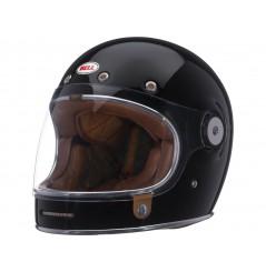 Casque Moto BELL BULLITT DLX SOLID Noir 2020