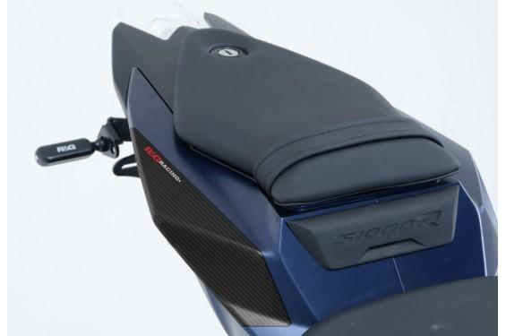 Sliders de coque arrière Carbone R&G pour BMW S1000RR (15-18)