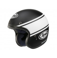 Casque Moto ARAI FREEWAY CLASSIC BANDAGE BLACK