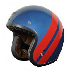 Casque Moto ORIGINE PRIMO JACK Bleu - Rouge