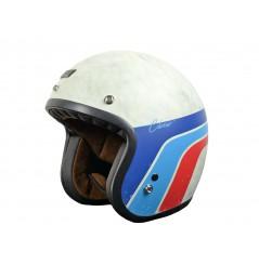 Casque Moto ORIGINE PRIMO CLASSIC VINTAGE Blanc