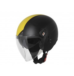 Casque Moto ORIGINE ALPHA NEXT NEON YELLOW