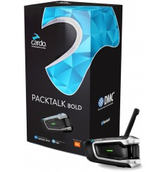 Intercom Moto CARDO PACKTALK BOLD DUO JBL
