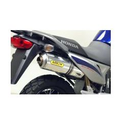 Silencieux ARROW Race-Tech pour Honda Transalp 650 (00-07)