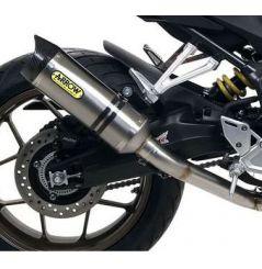 Silencieux ARROW Race-Tech pour Kawasaki Z750 (04-06) Z750 S (05-06)