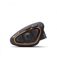 Intercom Moto MIDLAND BTX1 PRO S SINGLE Noir - Orange