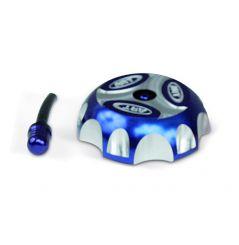 Bouchon de Réservoir Bleu pour Kawasaki KX250 (05-09) KXF250 (11-16) KXF450 (06-15)
