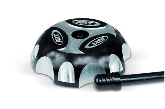 Bouchon de Réservoir Noir pour Honda CRF250R (02-18) CRF450R (12-18) CRF450 RX (17-18)
