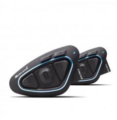 Intercom Moto MIDLAND BTX2 PRO S TWIN Noir - Bleu
