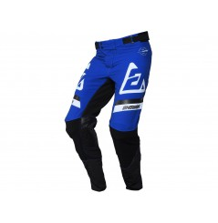 Pantalon Cross ANSWER TRINITY VOYD Noir - Bleu
