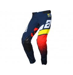 Pantalon Cross ANSWER ELITE KORZA 2020 Bleu - Rouge