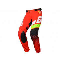 Pantalon Cross ANSWER ELITE KORZA 2021 Rouge - Noir