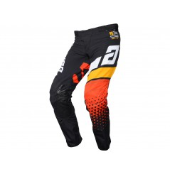 Pantalon Cross ANSWER ELITE KORZA 2020 Noir - Orange