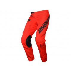 Pantalon Cross ANSWER ARKON BOLD 2021 Rouge