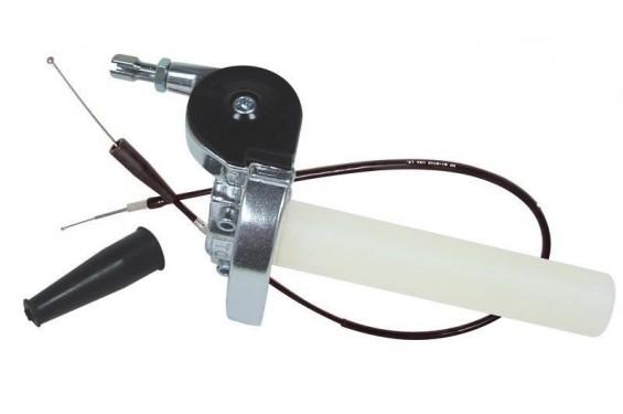 Kit Poignées Quad VORTEX + Câbles MOTION PRO pour Yamaha YFM 660 R Raptor (01-05)