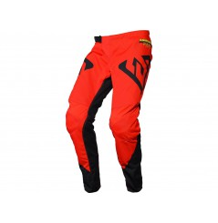 Pantalon Cross ANSWER SYNCRON PRO GLOW 2021 Noir - Rouge