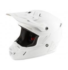 Casque Moto Cross ANSWER AR1 2021 Blanc Mat