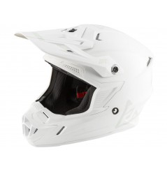 Casque Moto Cross ANSWER AR1 Blanc Mat
