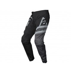 Pantalon Cross Enfant ANSWER SYNCRON VOYD 2020 Noir - Gris