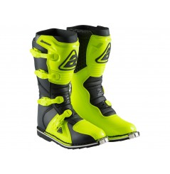Bottes Moto Cross ANSWER AR1 Noir - Jaune