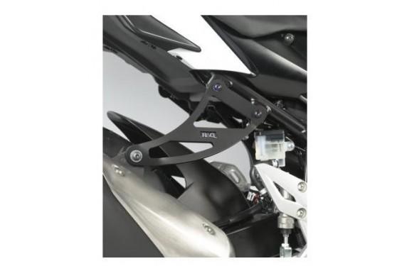 Support de Silencieux R&G Suzuki GSR750 (11-16)