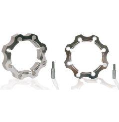 Élargisseurs de Voies Quad Arrière +45mm Cross Pro pour Honda TRX 350 ES (00-06)