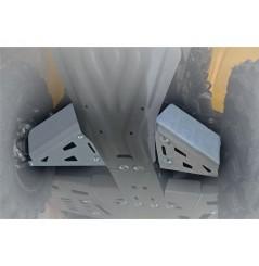 Kit Protection Triangle Avant RIVAL pour Quad Can Am OUTLANDER G2 1000 - 800 - 650 - 500 (13-16)