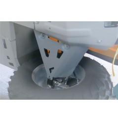 Kit Protection Triangle Avant RIVAL pour Quad Can Am OUTLANDER L / L MAX 450 - 500 - 570 (15-19)