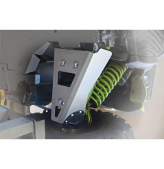 Kit Protection Triangle Avant RIVAL pour SSV Can Am MAVERICK DS / RS / TURBO (15-16)