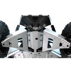 Kit Protection Triangle Avant RIVAL pour SSV Can Am MAVERICK X3 XDS (16-19)
