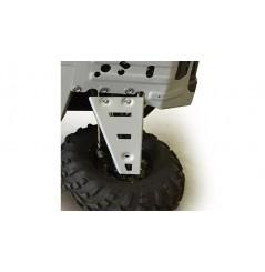 Kit Protection Triangle Avant RIVAL pour SSV Polaris RANGER XP 900 - 1000 / DIESEL (13-17)