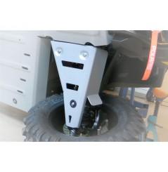 Kit Protection Triangle Avant RIVAL pour SSV Polaris GENERAL 1000 (16-19)