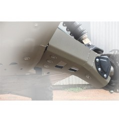 Kit Protection Triangle Avant RIVAL pour SSV Yamaha YXE 700 WOLVERINE (15-19)
