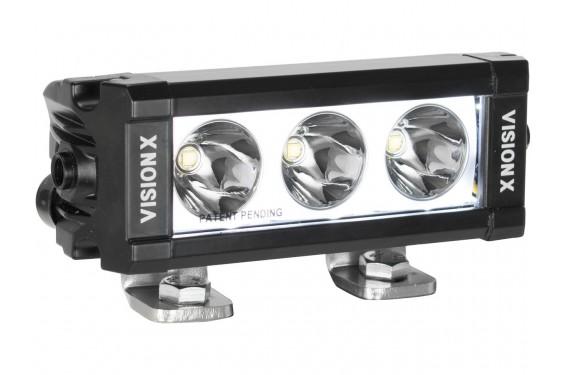 Barre à Leds Moto VISION X 3 Leds XPL - 1610 Lumens - 15w - 150mm