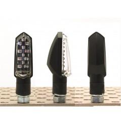 Clignotant Moto LED Adaptables Homologués BUD