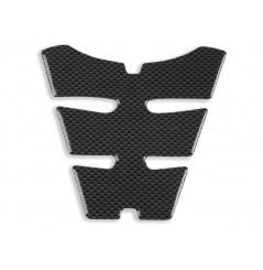 Protection de Réservoir Moto V-Parts Carbone Grand Modèle