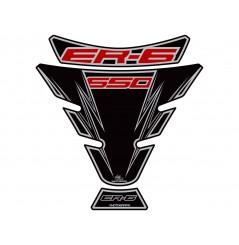 Protection de Réservoir Moto Noir pour KAWASAKI ER- 6 N / F (06-14)