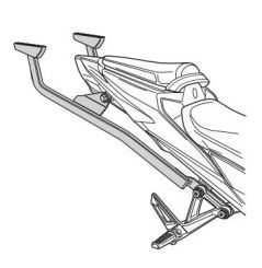 Support Top Case Shad pour Honda CB500 F (19-20) CBR500 R (19-20)