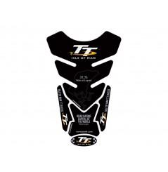 Protection de Réservoir Moto Universel ISLE OF MAN TT Full Noir