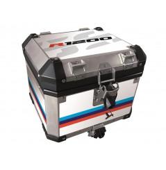 Stickers de Valises Latérales Plastique BLACKBIRD pour BMW R 1200 GS