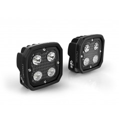 Kit Eclairage Additionnel Moto - Quad DENALI D4 Led 4x10w - 8760 Lumens