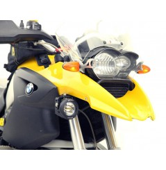 Support de Feux Additionnel Moto DENALI pour BMW R 1200 GS (04-12) R 1200 GS Adventure (06-13)