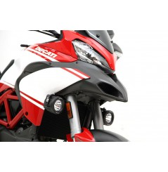 Support de Feux Additionnel Moto DENALI pour DUCATI Multistrada 1200 - 1200 S (10-14)