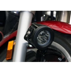 Support de Feux Additionnel Moto DENALI pour Kawasaki Vulcan 1700 (09-16) Vulcan 900 (06-16)