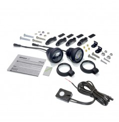 Kit Eclairage Additionnel LED Moto - Quad KOSO Aurora