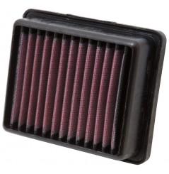 Filtre à Air K&N KT-1211 Duke 125, 200 et 390 (11-18) RC 125, 200 et 390 (14-18)