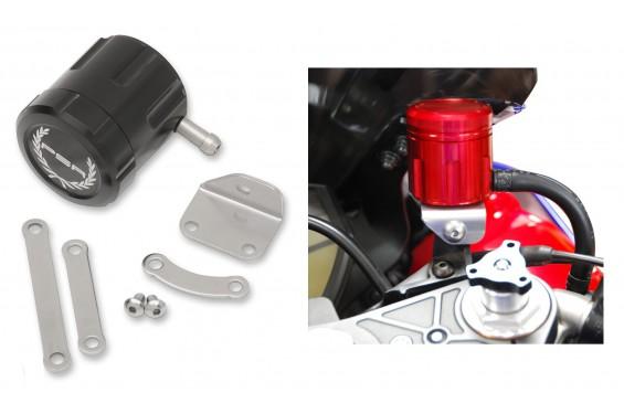 Réservoir - Bocal Maître Cylindre de Frein Moto PSR pour Honda CBR 600 RR (07-18) CBR 1000 RR (06-18)