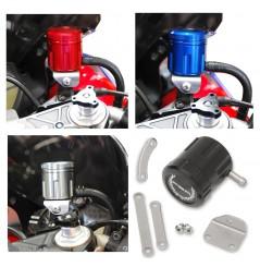 Réservoir - Bocal Maître Cylindre de Frein Moto PSR pour YAMAHA YZF R6 (03-18) YZF R1 (05-18)